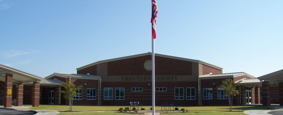 Truetlen County GA K-12 School